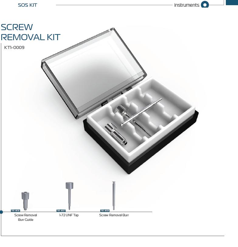 Screw Removal Kit