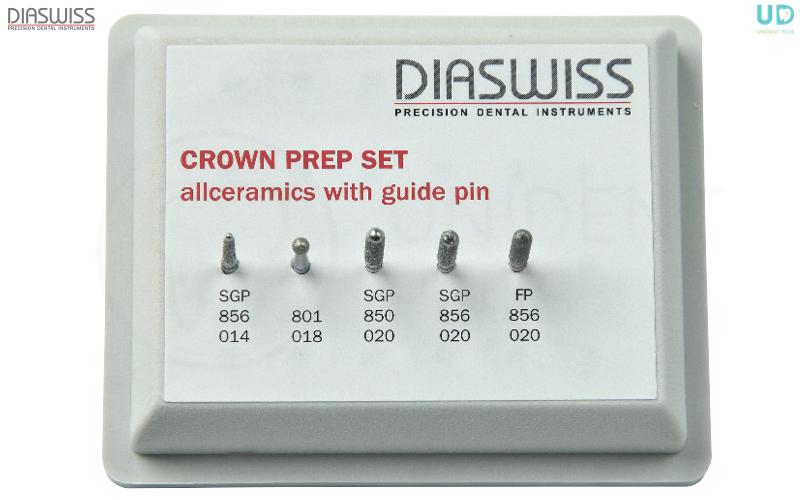 Crown Prep Set