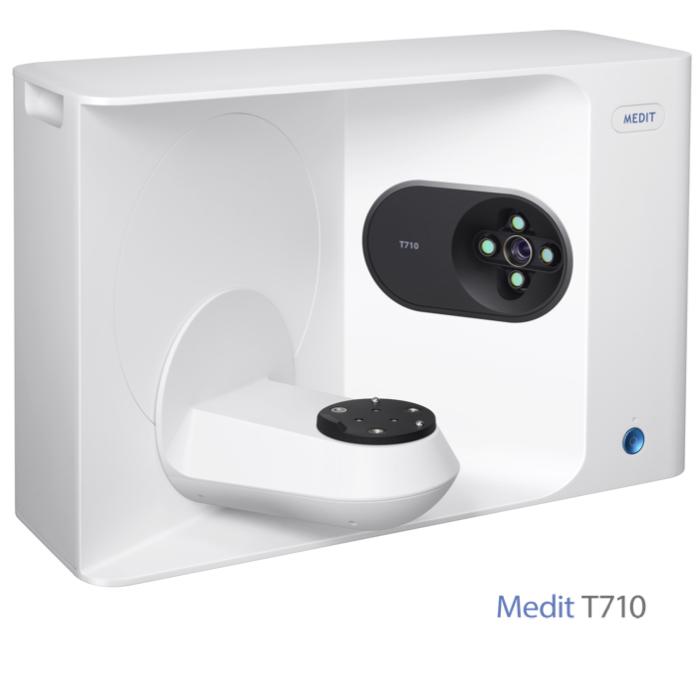 Scaner Medit T710
