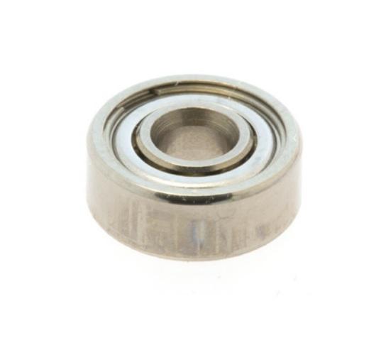 Rulmenti cu bile ceramice și cușcă din oțel închisă MK-dent BE6050