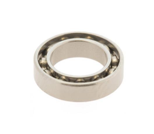 Rulmenti cu bile din oțel și cușcă din oțel deschisă MK-dent BE6052