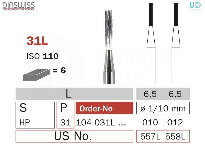 Freza extradura 31L-HP