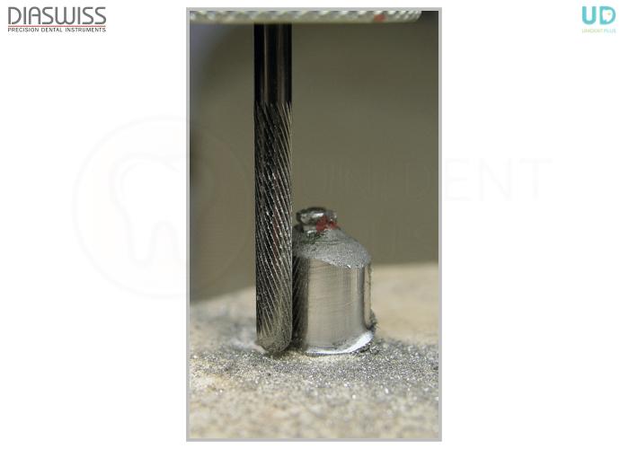 micropreparare de ceară