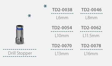 Stopper pentru freza de 3.8mm
