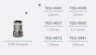 Stopper pentru freza de 5.5mm