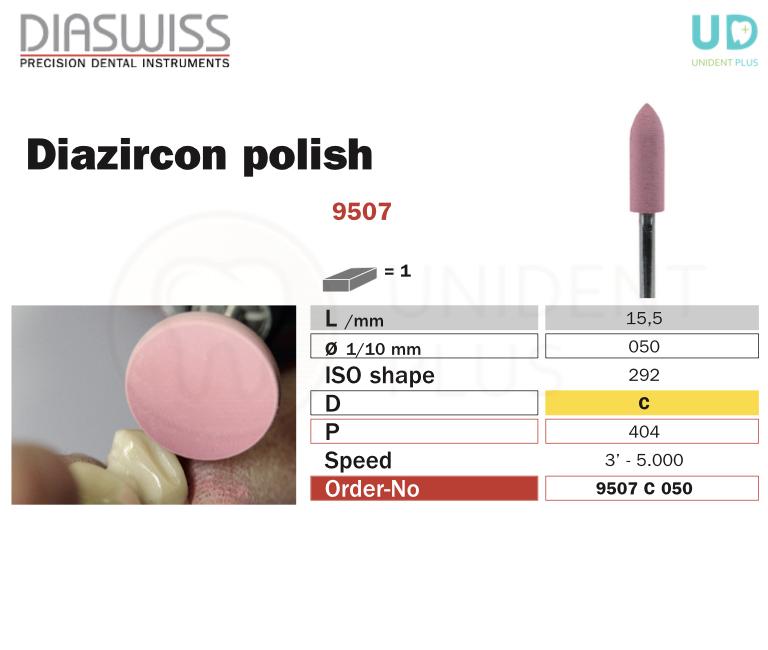 Diazircon polish 9507C