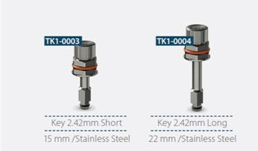 Cheie pentru implant scurta TAG 2.42mm