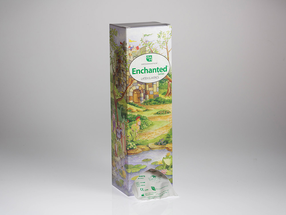 Elastice intraorale Enchanted
