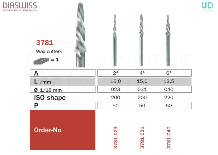 Wax Cutter 3781