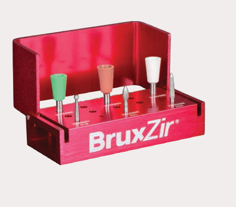 BruxZir Adjustment and Polishing Kit