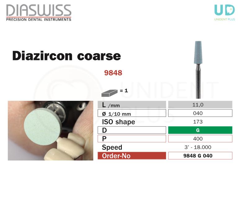 Diazircon coarse 9848G
