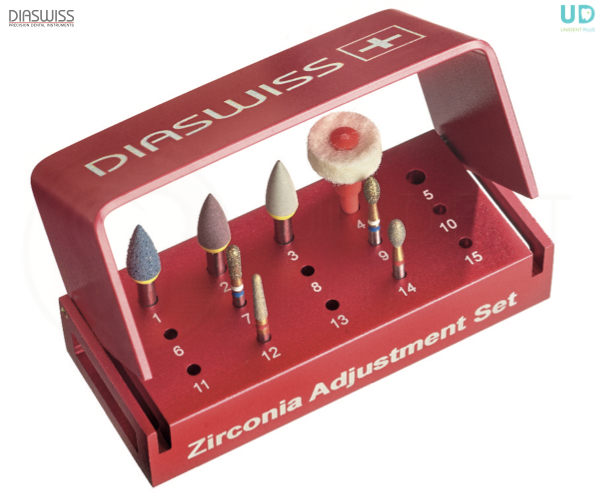 Zirconia Adjustment Set