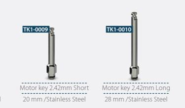 Cheie implant motor scurta TAG 2.42 mm