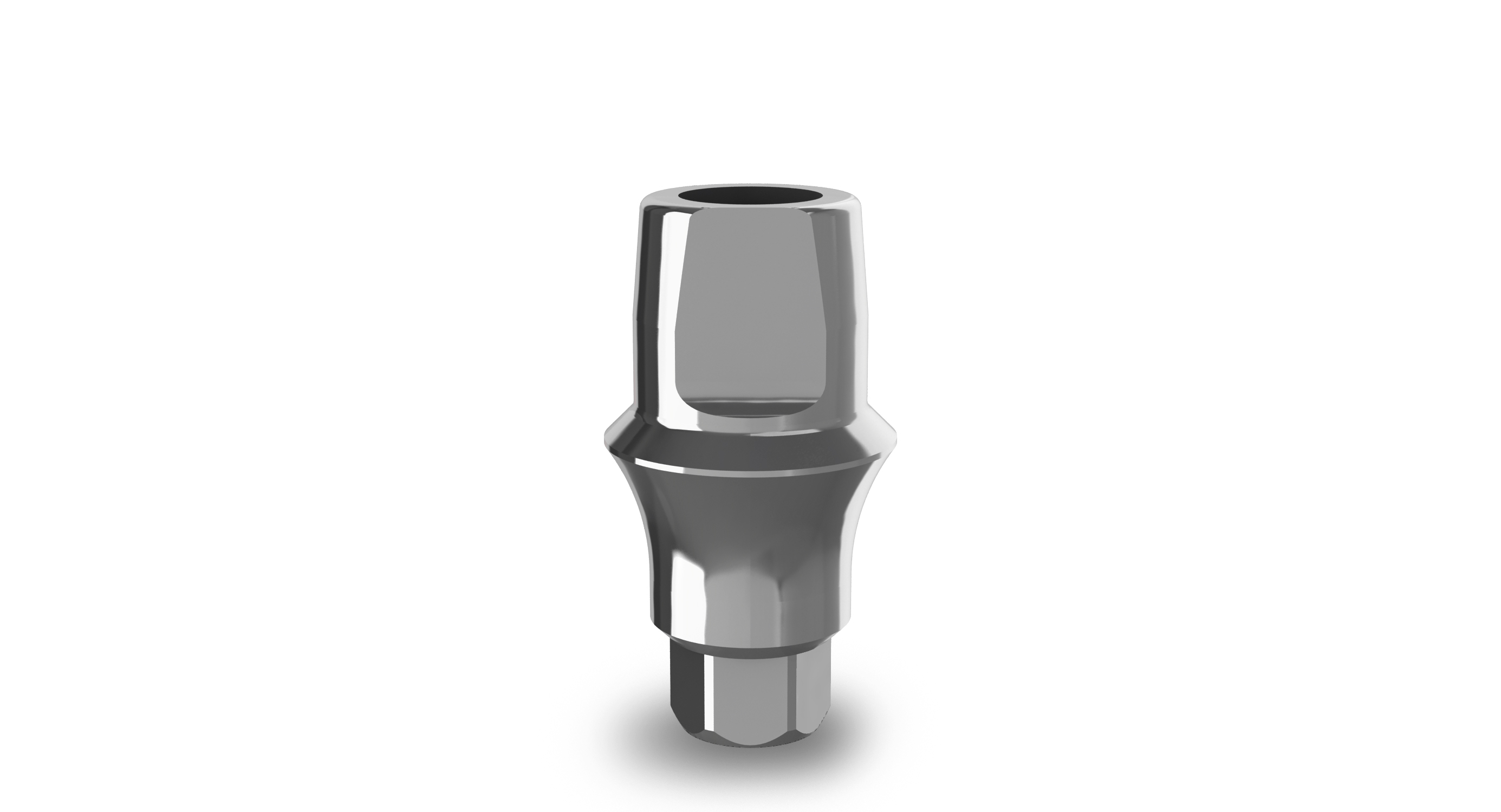 Anatomic Abutment H3mm L4mm