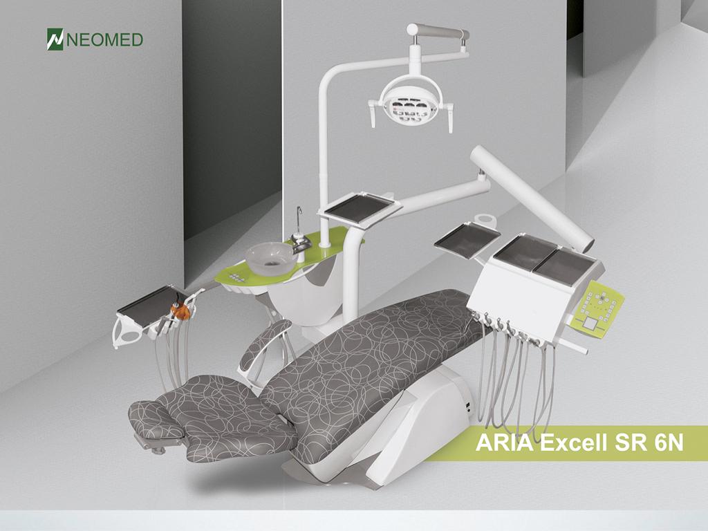 Unit dentar ARIA EXCEL SR 6N