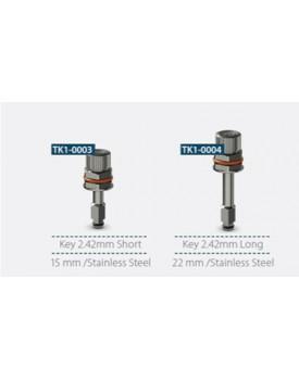 Cheie pentru implant lunga TAG 2.42 mm