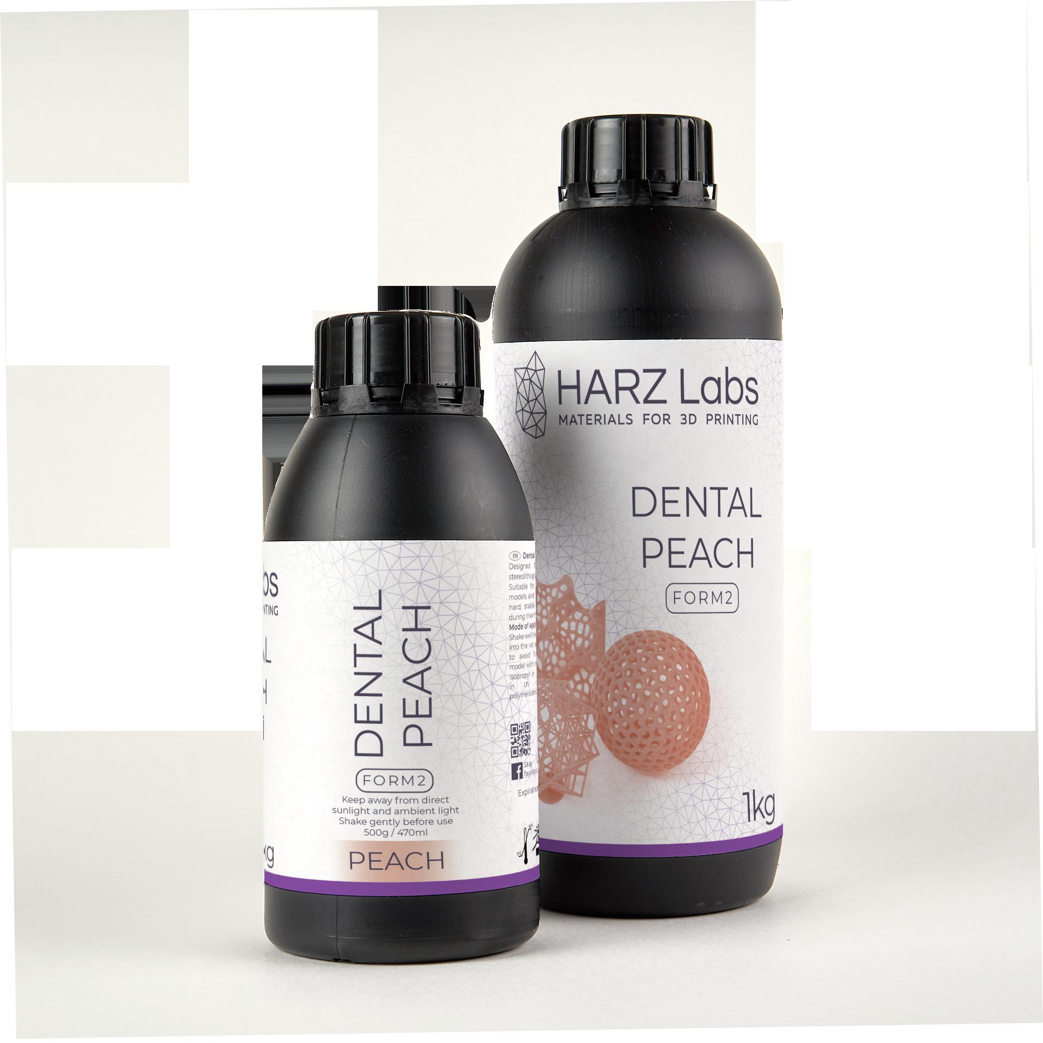 Rasina Dental Peach Form2