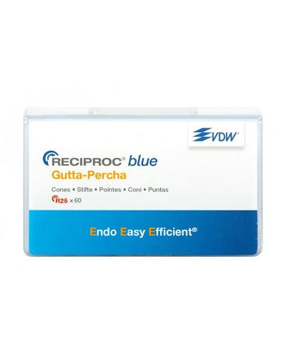 Conuri gutaperca Reciproc Blue