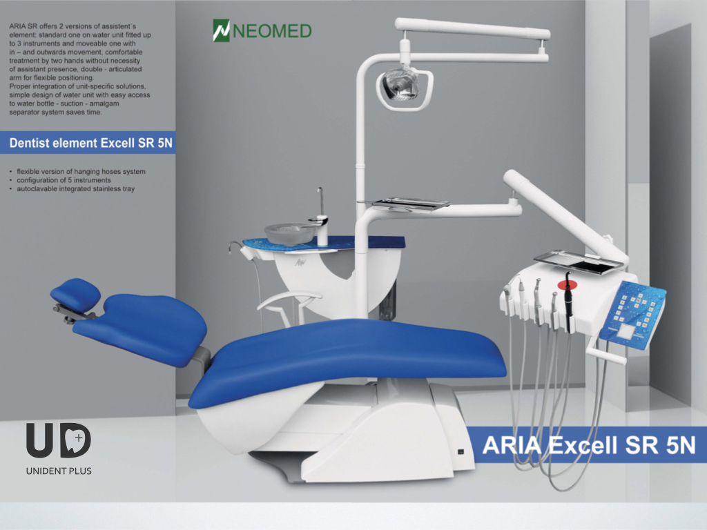 Unit dentar ARIA EXCEL SR 5N
