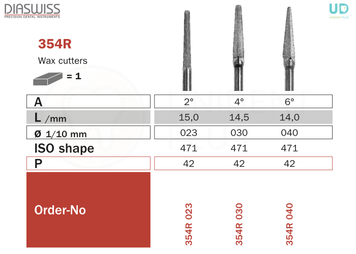 Wax Cutter 354R