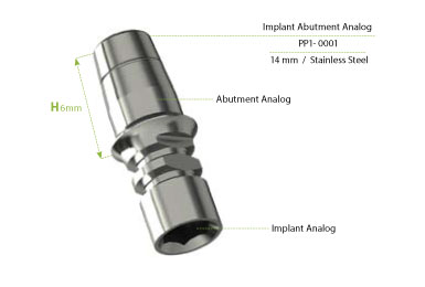 Implant Abutment Analog