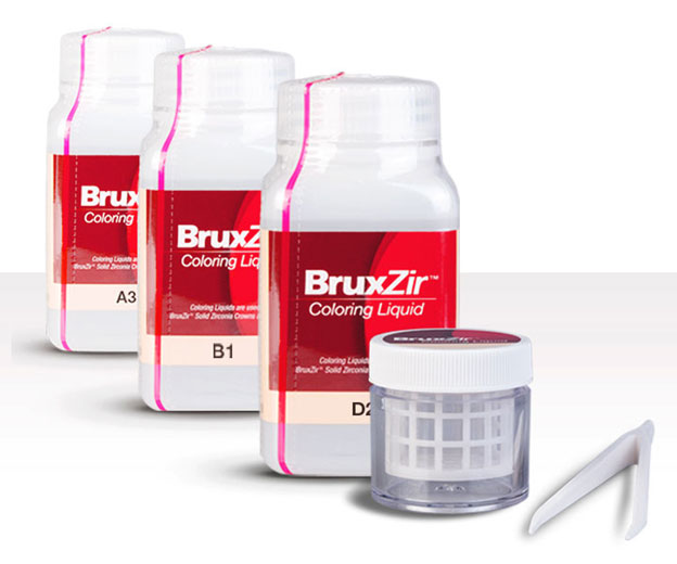 BruxZir® Coloting Liquids Set