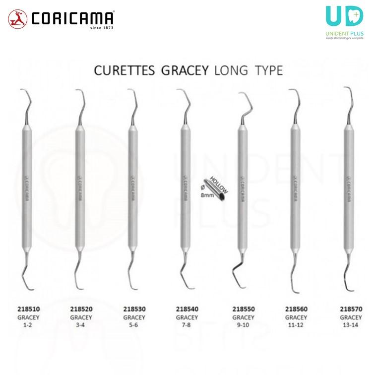 Set chiurete Gracey Long Type