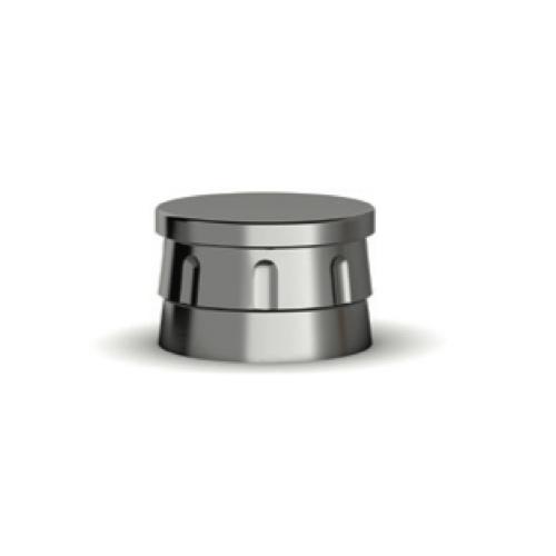 Capa metalica pentru bont cu bila