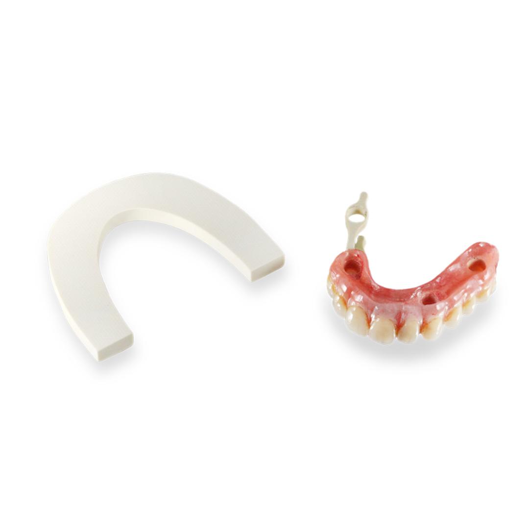 Arcuri pentru proteze din material high-tech  Trilor Arch 3,5 mm