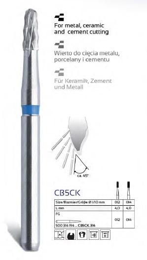 CB5CK.314 freza ablatie