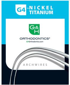 G4 Pre-Torqued Nickel Titanium