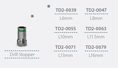 Stopper pentru freza de 4.5mm