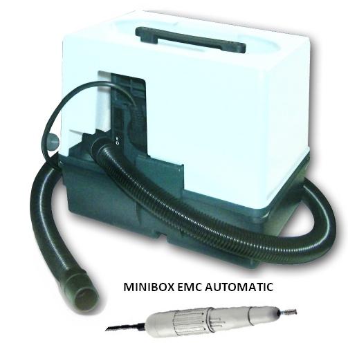 Aspirator Portabil TissiDental Minibox EMC