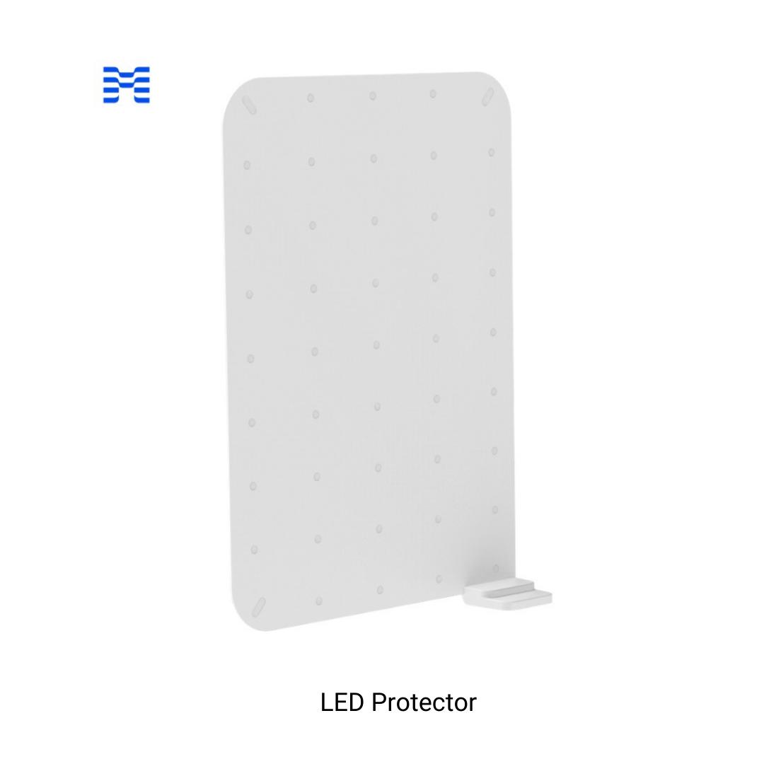 Placa protectie LED
