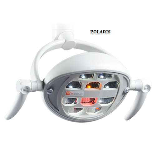 Lampa unit dentar POLARIS