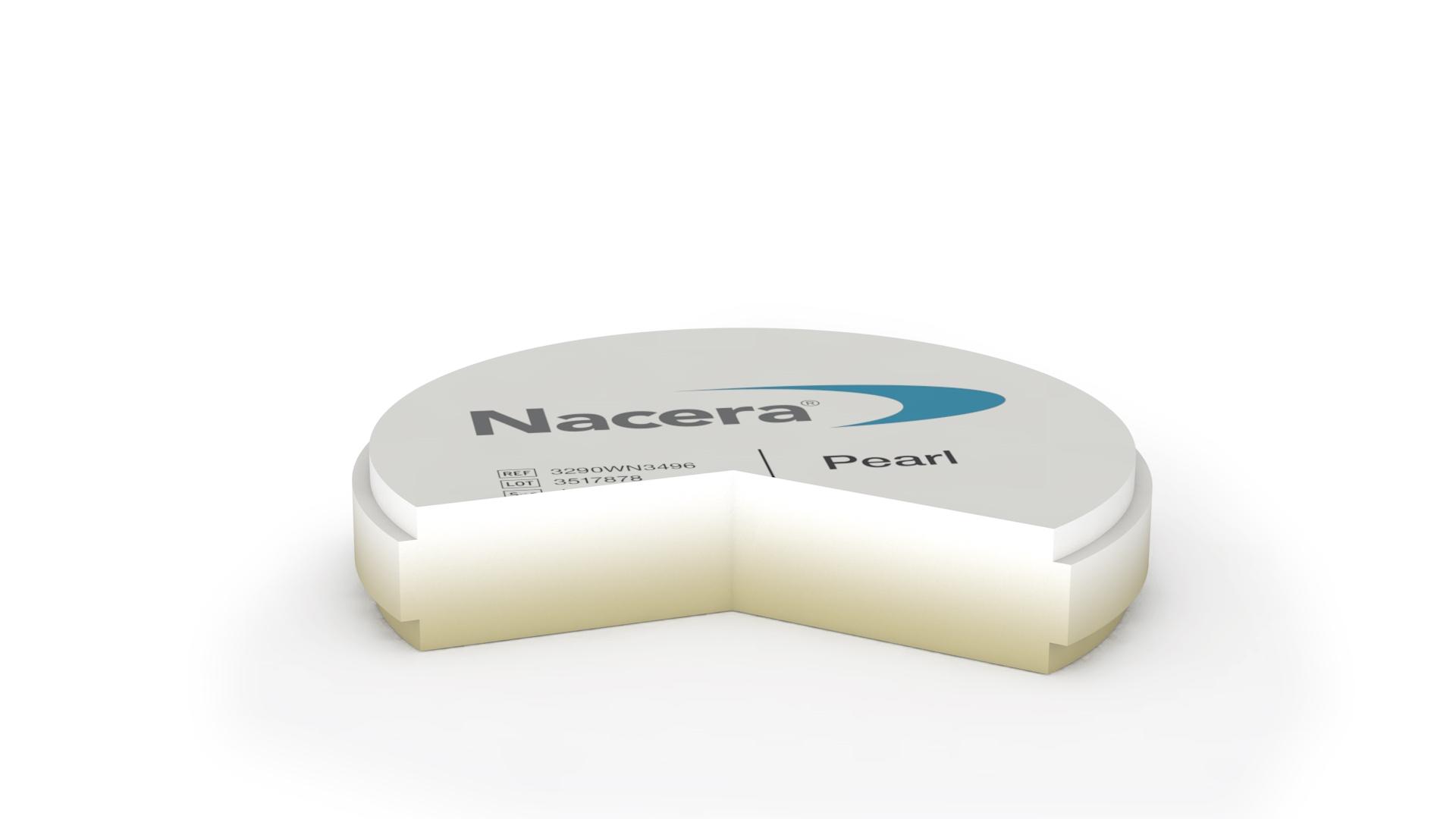 Disc zirconiu Nacera Pearl Multi-Shade
